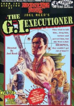 G.I. Executioner DVD Cover Art