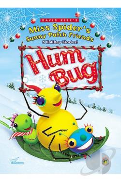 Miss Spider's Sunny Patch Friends - Hum Bug DVD Cover Art