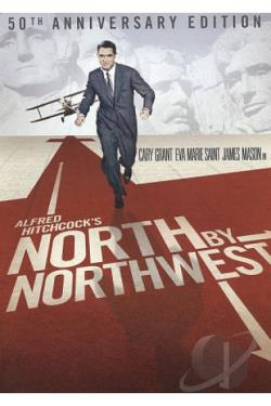North by Northwest DVD Cover Art