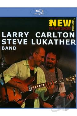 Carlton Lukather Band- The Paris Concert BRAY Cover Art