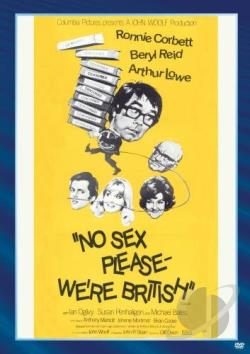 No Sex Please, We're British DVD Cover Art