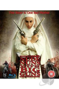 Nude Nuns With Big Guns BRAY Cover Art