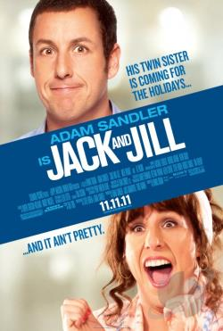 Jack and Jill DVD Cover Art