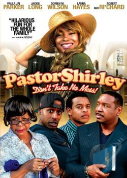 Pastor Shirley DVD Cover Art