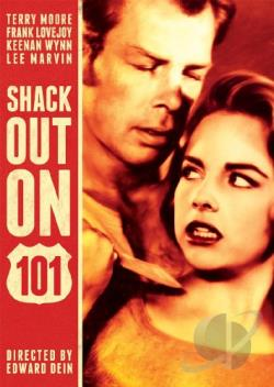 Shack Out on 101 DVD Cover Art