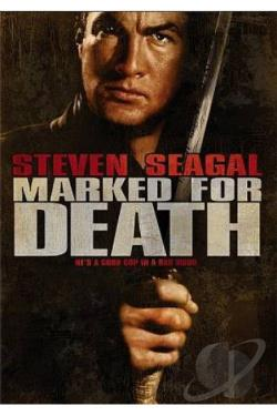 Marked for Death DVD Cover Art