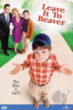 Leave it to Beaver DVD Cover Art