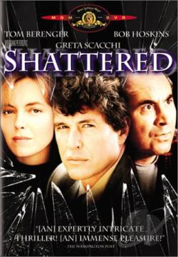 Shattered DVD Cover Art