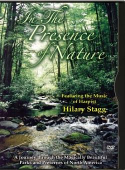 Hilary Stagg - In the Presence of Nature DVD Cover Art