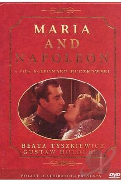 Maria and Napoleon DVD Cover Art