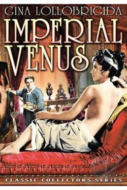 Imperial Venus DVD Cover Art