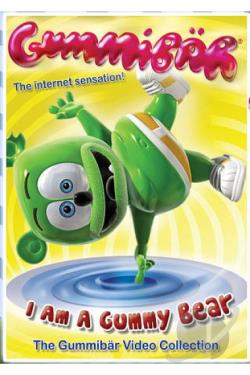 Gummibar - I Am A Gummy Bear DVD Cover Art
