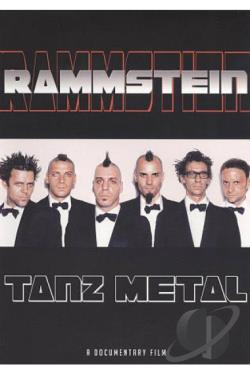 Rammstein: Tanz Metal DVD Cover Art