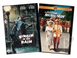 Singin' In The Rain/Music Man: The Premiere Collection DVD Cover Art