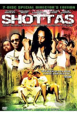 Shottas DVD Cover Art