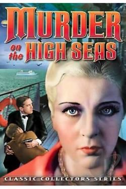 Murder on the High Seas DVD Cover Art