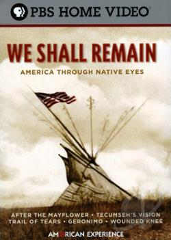 American Experience - We Shall Remain DVD Cover Art