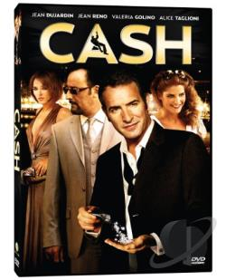 Cash DVD Cover Art