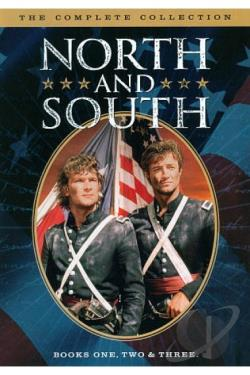 North and South - The Complete Collection DVD Cover Art