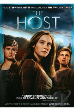 Host DVD Cover Art