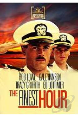 Finest Hour DVD Cover Art