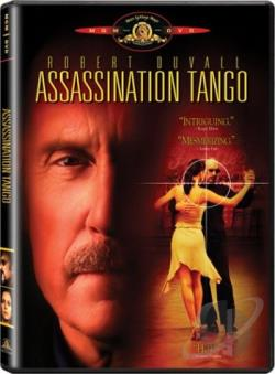 Assassination Tango DVD Cover Art