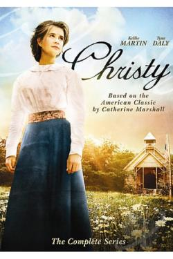 Christy - The Complete Series DVD Cover Art