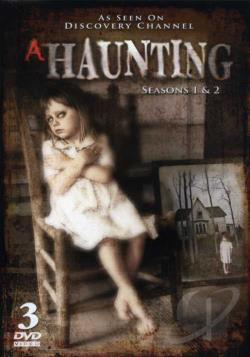 Haunting - Season 1 & 2 DVD Cover Art