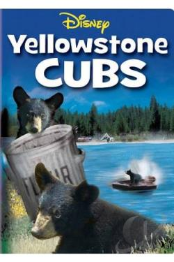 Yellowstone Cubs DVD Cover Art
