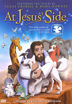 At Jesus' Side DVD Cover Art