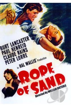 Rope of Sand DVD Cover Art