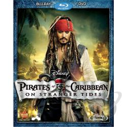 Pirates of the Caribbean: On Stranger Tides BRAY Cover Art