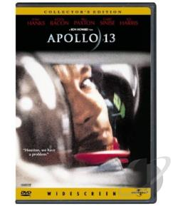 Apollo 13 DVD Cover Art