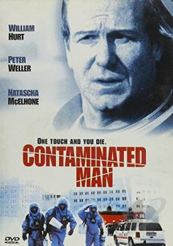 Contaminated Man DVD Cover Art