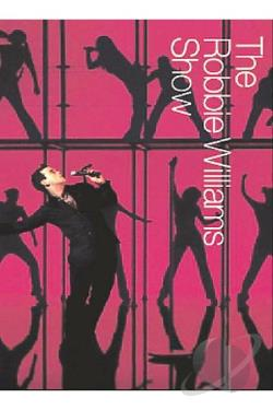 Robbie Williams - Show DVD Cover Art