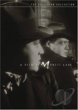 M DVD Cover Art