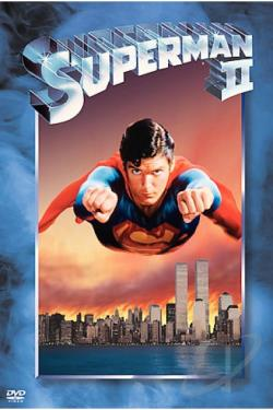 Superman II DVD Cover Art