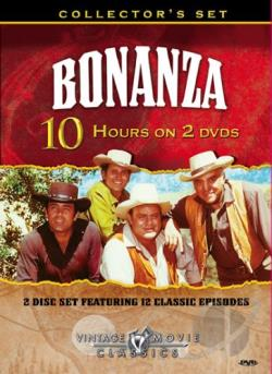 Bonanza - 2 Pack DVD Cover Art