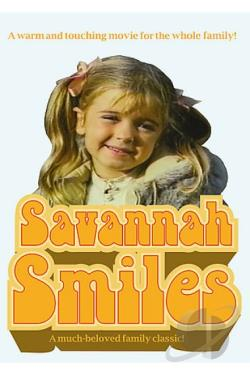Savannah Smiles DVD Cover Art