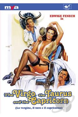 Virgo, The Taurus And The Capricorn DVD Cover Art