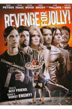 Revenge for Jolly! DVD Cover Art