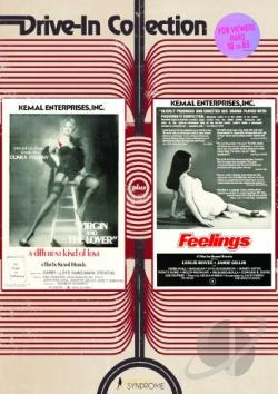 Drive-In Collection: Virgin and the Lover/Feelings DVD Cover Art
