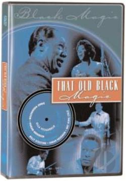 That Old Black Magic DVD Cover Art
