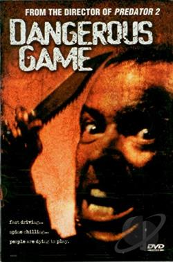 Dangerous Game DVD Cover Art