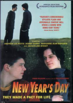 New Year's Day DVD Cover Art