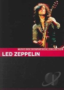 Led Zeppelin - Music Video Box Documentary DVD Cover Art