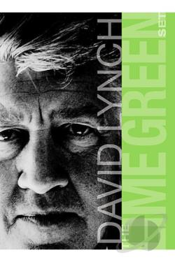 David Lynch - The Lime Green Box Set DVD Cover Art