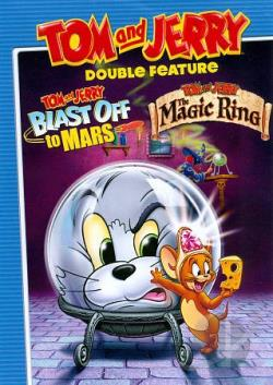 blast off to mars the magic ring tom and double feature wbshop - photo #8