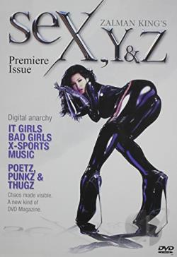 Sex, Y & Z DVD Cover Art
