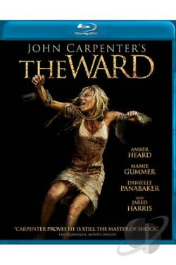 John Carpenter's The Ward BRAY Cover Art